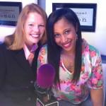 """Black Hollywood Live's"" Ashida Onrae and Melanie Rembrandt"