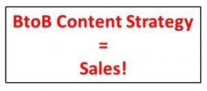 BtoB Content Strategy to boost sales at www.rembrandtwrites.com