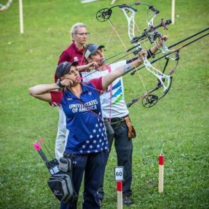 Meet world champion archer, Paige Pearce, a Sportsman's Warehouse associate.