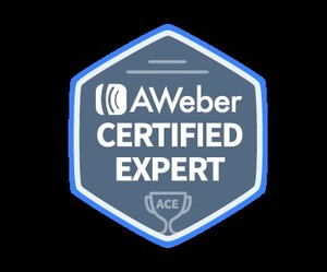 Melanie Rembrandt is a certified AWeber copywriting expert!