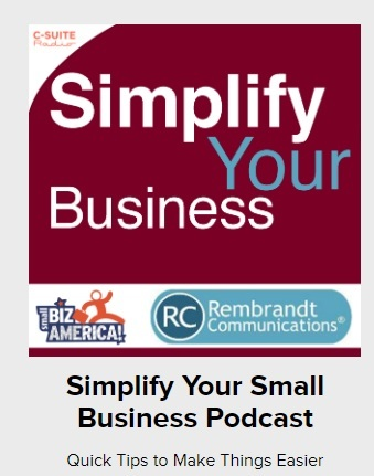 Simplify your small business with these quick tips!